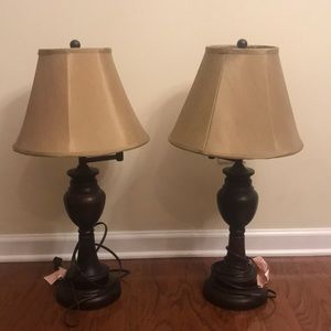 Swivel Lamp Set